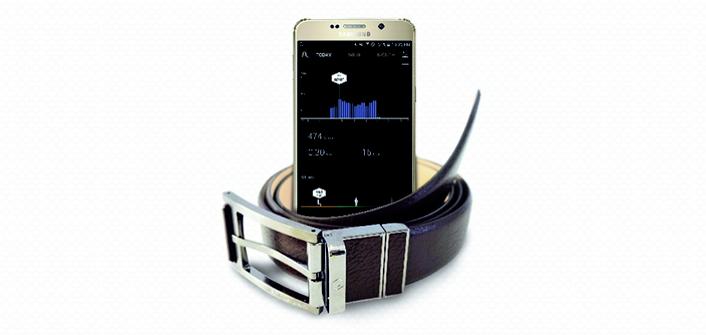 Samsung Creative Lab Smartbelt