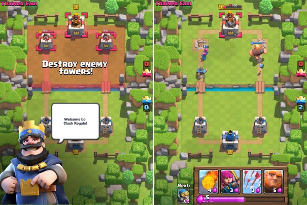 New Clash Of Clans Characters | Apps Directories
