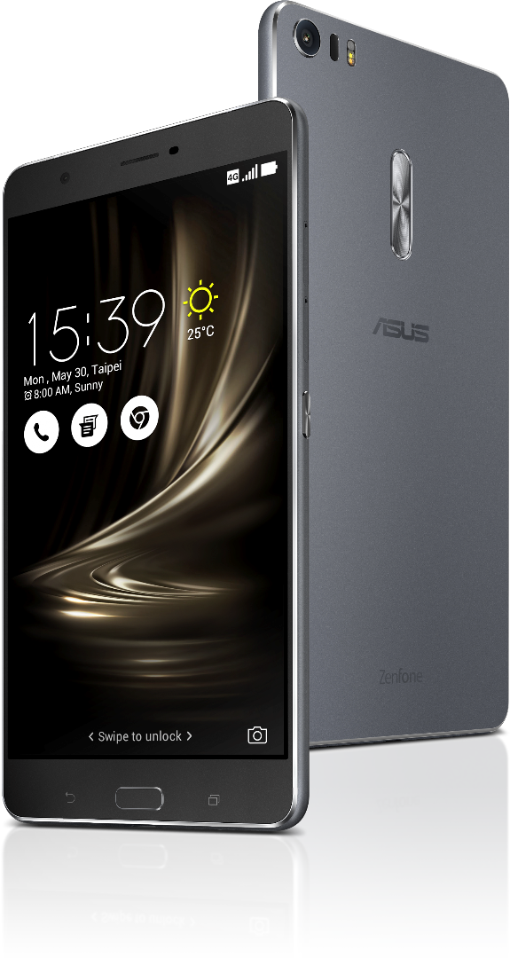 ASUS ZenFone 3 Ultra with its 4,600mAh can charge other phones too