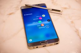 Galaxy Note 7 could feature a 3,600mAh battery instead of a 4,000mAh one