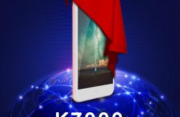 OUKITEL K7000 is an upcoming phone with a gigantic 7,000mAh battery
