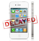 White iPhone 4 Not Available Until Late July