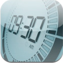 Touch LCD Brings the Retro Alarm Clock Up To Date on the iPad