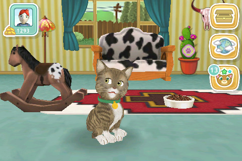 cat iphone game touch pets cats iphone pets are a significant 10349