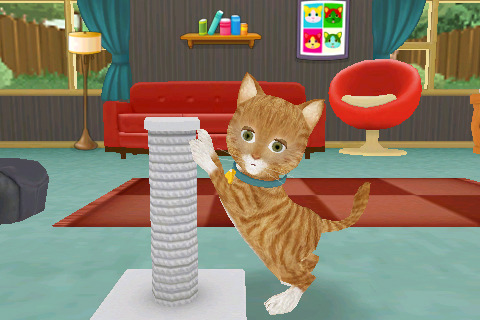 cat iphone game touch pets cats iphone pets are a significant 6172