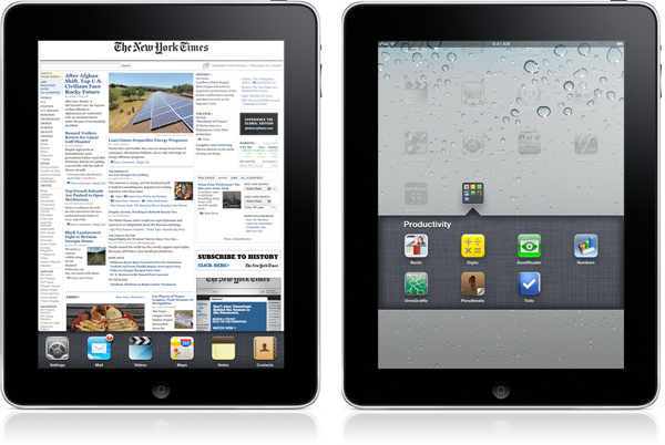 iOS 4.2 Goes Live - iPad OS Finally Gets an Update