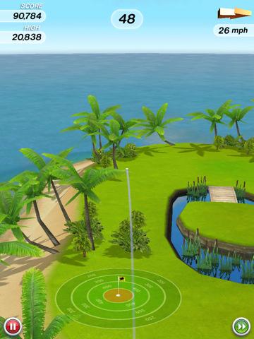 flick golf 21