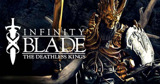 The Deathless Kings: Free Infinity Blade Update