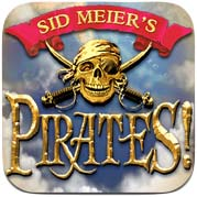 Sid Meier's Pirates! Now Available for iPad