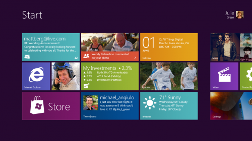 Microsoft's Windows 8 to Feature a Mac-style App Store
