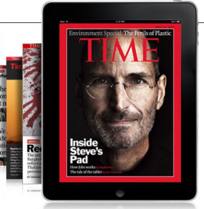 Time Inc. Bringing All 21 Magazines to iPad, Other Tablets