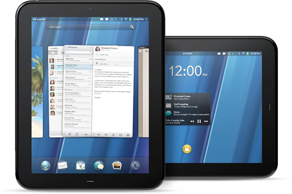 HP TouchPad Falls Flat, Fails to Take Any Ground From iPad