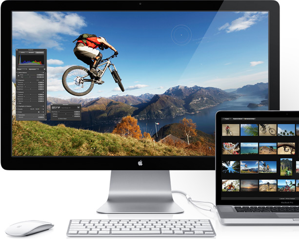 "New 27"" Apple Thunderbolt Displays Now Shipping to Stores"