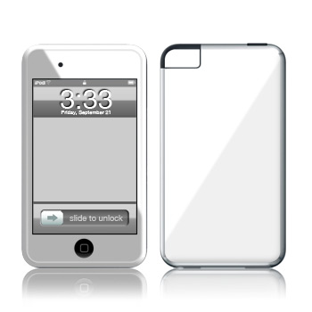 White iPod Touch Slated for October Launch?