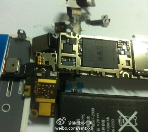 iPhone 4S Internals