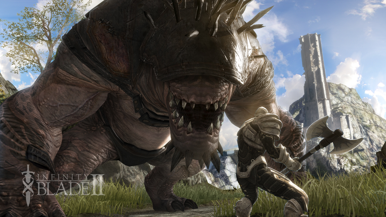 Infinity Blade II - Official Trailer Out Now, Game Available December 1st