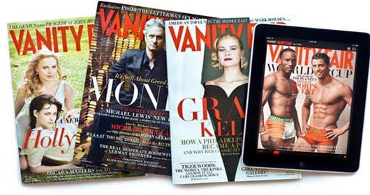 iGloss - Vanity Fair and the New Era of iPad Magazines