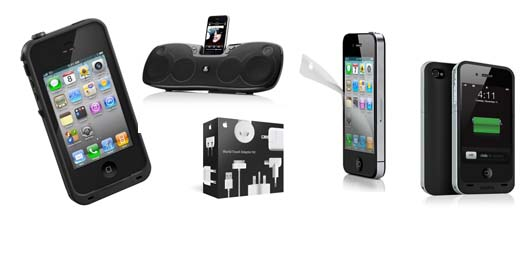 The 5 Best Accessories For Your New iPhone 4S