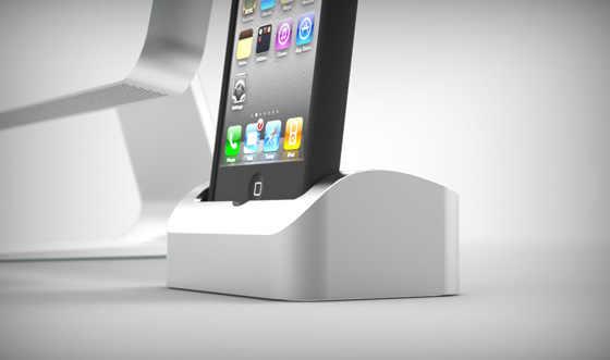 Elevation Dock For iPhone Harnesses Power of Kickstarter to Kick Ass