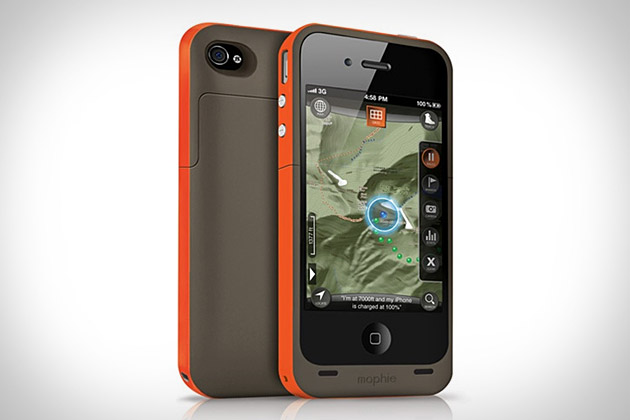 Double Your iPhone 4 Battery Life With the Mophie Outdoor Juice Pack Plus