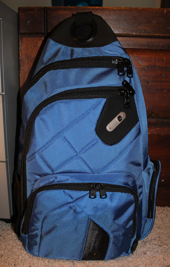 Review: Keep Your Gadgets Charged On-The-Go With The Powerbag Sling