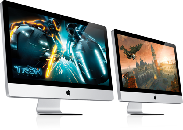 Ivy-Bridge iMacs Set to Launch in June According to New Report