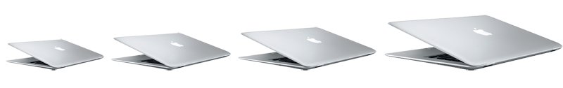 MacBook Range 2012