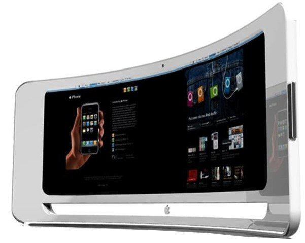 Apple's 2012 iMac won't look like this and probably won't have a Retina display either.