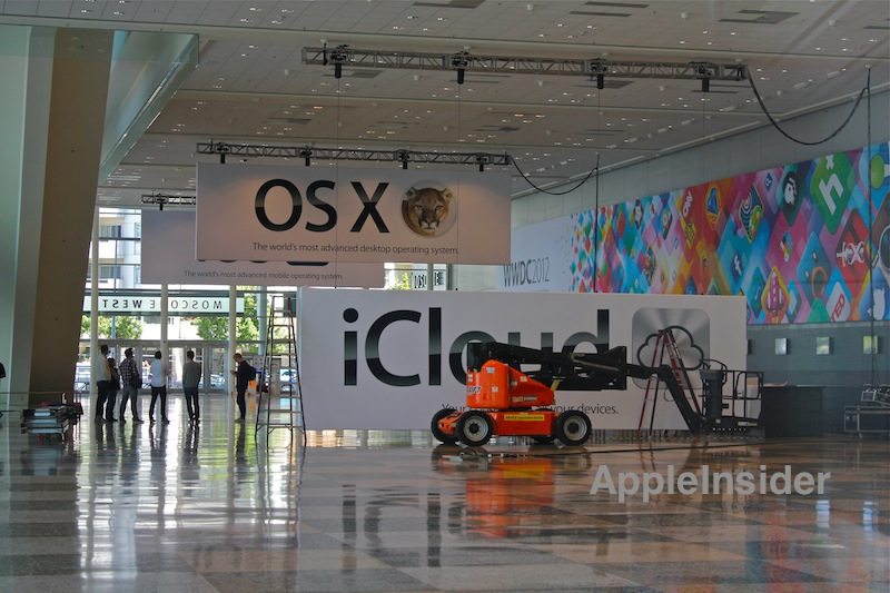 iOS 6, OS X Mountain Lion and iCloud to Take Centre Stage at WWDC