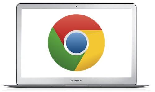 Google Admits Chrome is Crashing New MacBook Air