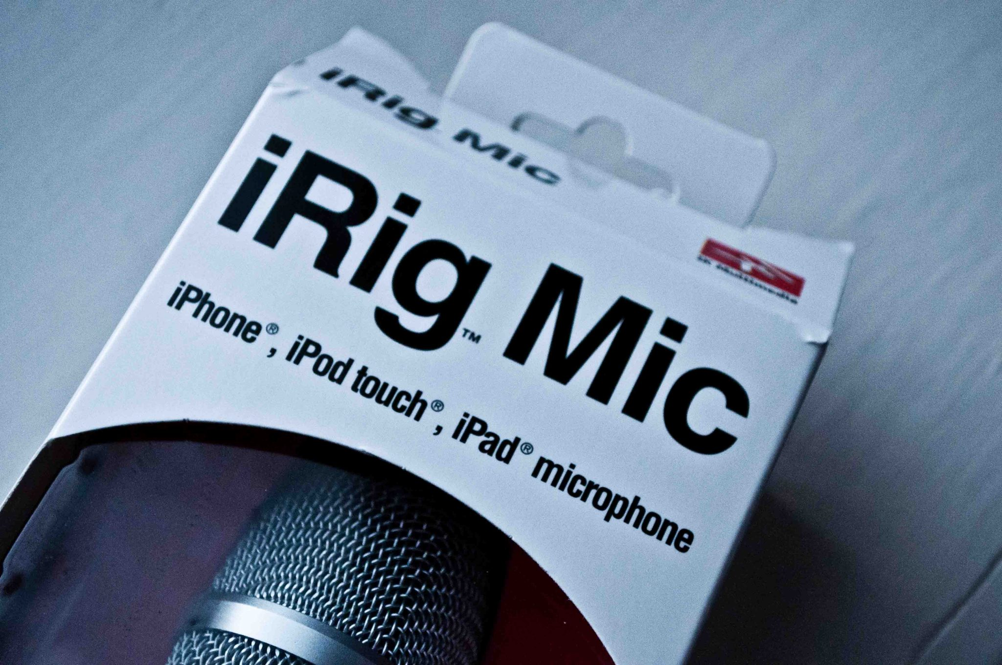 Review: iRig Mic and iRig Mic Cast
