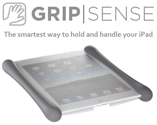 Grip Sense iPad Case