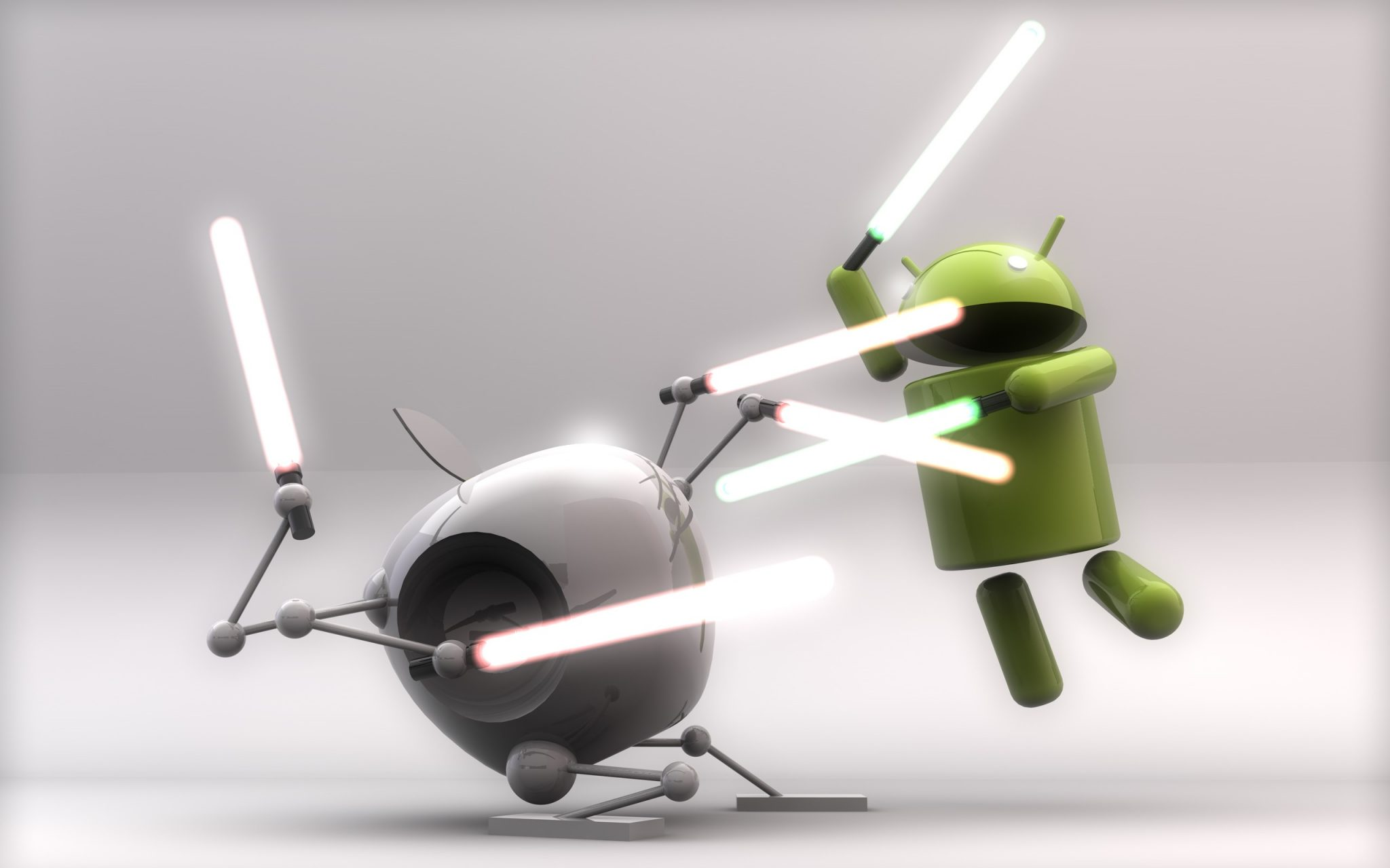 Android Currently Dominates Smartphone Market, Will iPhone 5 Release Change It?
