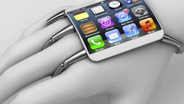 iPhone 5 spider