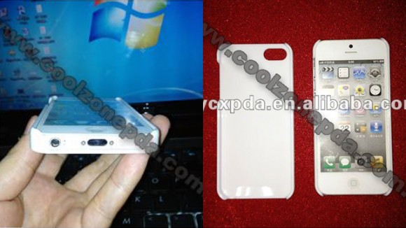 iPhone 5 Release Date Nears - Is this the first leaked iPhone 5 unit?