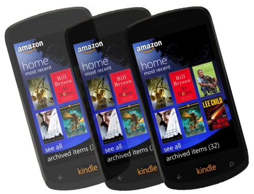 Amazon Kindle Phone + MVNO Could Be Brilliant