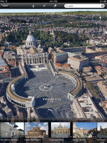 Google Earth 7.0