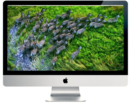Apple is now reporting that 21.5 iMac orders aren't available for in-store pickup until September 19
