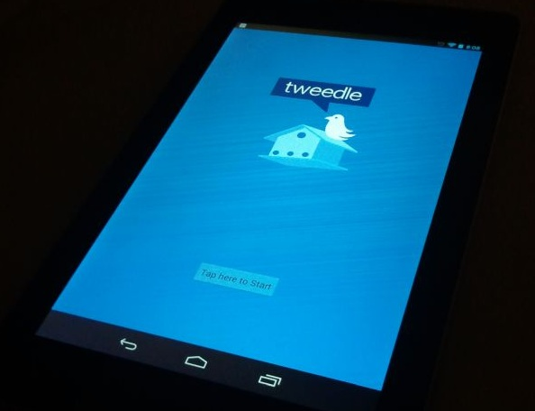 android twitter client