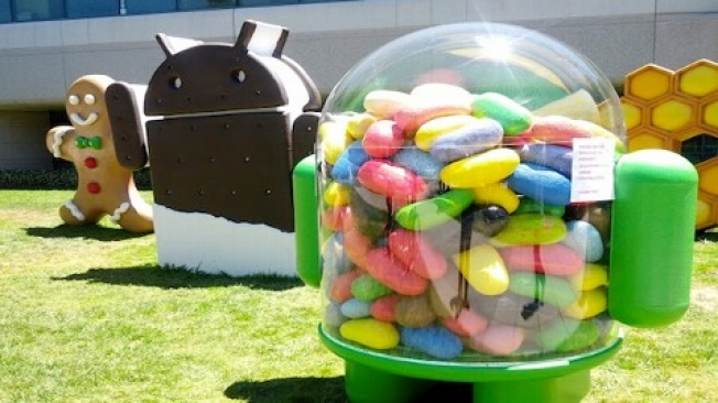 Galaxy Note 2 Rumors: Will It Be Running Jelly Bean Or Ice Cream Sandwich?