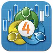 MetaTrader 4 iPhone app