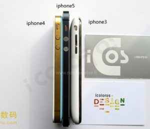 iphone 5 thickness