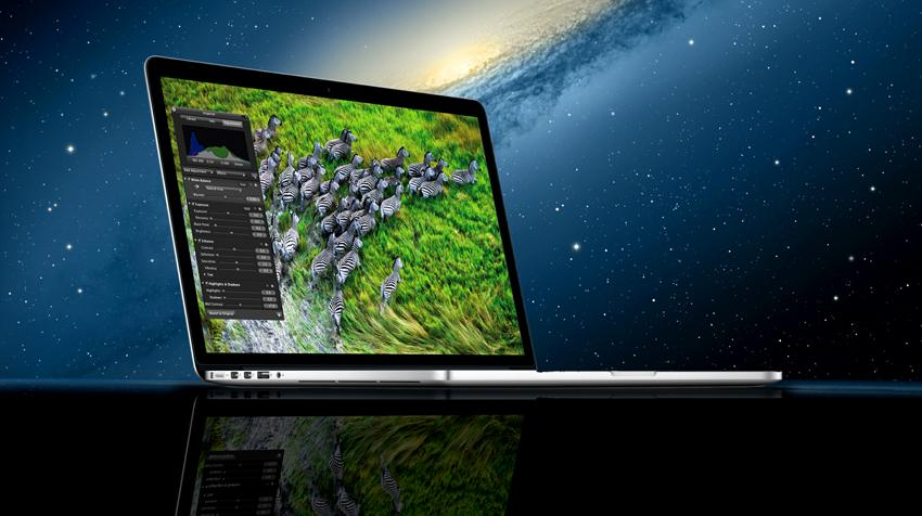 Retina MacBook Pro Now Allows CPU and Storage Upgrades