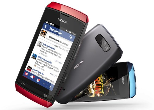 The best selling Nokia handset looks like a smartphone, but is actually a feature phone running Java ME.
