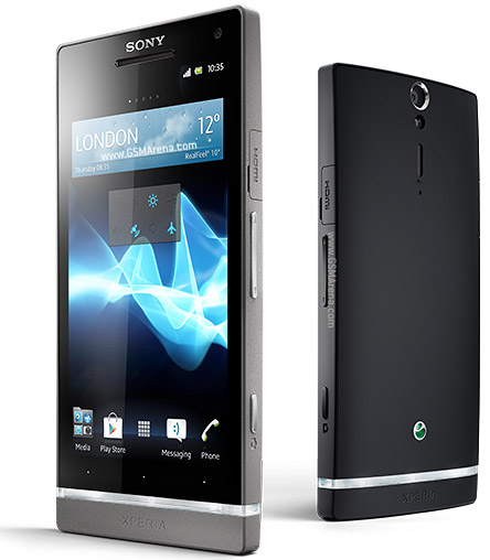 Sony Xperia SL Specs Announced - No Major Changes
