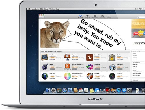 Millions of users and scores of positive reviews can't be wrong — choosing to upgrade to OS X Mountain Lion is both easy and safe.