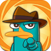 Where's My Perry App Icon