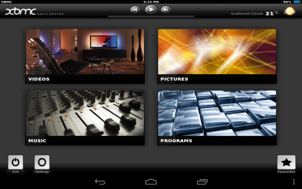 XBMC for Android Nightly Builds Now Available