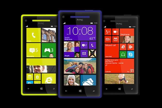 HTC Phone 8x Nokia Lumia 920 Challenger