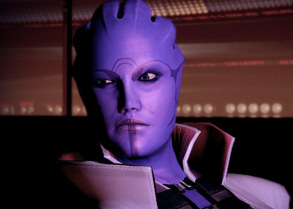 Mass Effect 3 Aria Take Back Omega